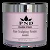 PND Acrylic Powder (Fine Sculpting Powder) - Dark Pink 12oz