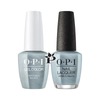 OPI Duo - GCE99  + NLE99 - Two Pearls in a Pod  .5 oz