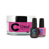 Chisel Combo 3 in 1: Dip + Gel + Lacquer  - SOLID28