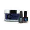 Chisel Combo 3 in 1: Dip + Gel + Lacquer  - SOLID60