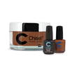 Chisel Combo 3 in 1: Dip + Gel + Lacquer  - SOLID82
