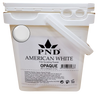 PND Acrylic Powder (Fine Sculpting Powder) 5 lb - American White