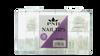 PND (Creation) Nail Tip, #10 Straight Clear Box/500pcs (15174)
