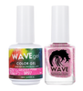 Wave 0.5OZ Simplicity Duo #097 Glossy Pink - 22698
