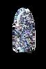 Chisel Acrylic & Dipping 2oz - GLITTER 29