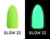 Chisel Acrylic & Dipping 2oz - GLOW 22