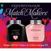 Cuccio Match Makers (Retired Color) - #6008 Parisian Pastille