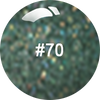 ANC Powder 2 oz - #070 Deep Green Glitter