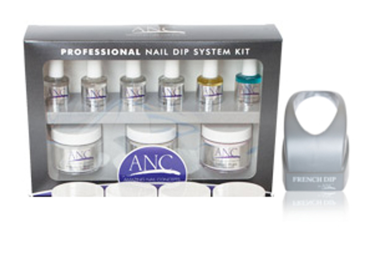 ANC Professional Nail Dip System Kit Combo with Container - Princess ...