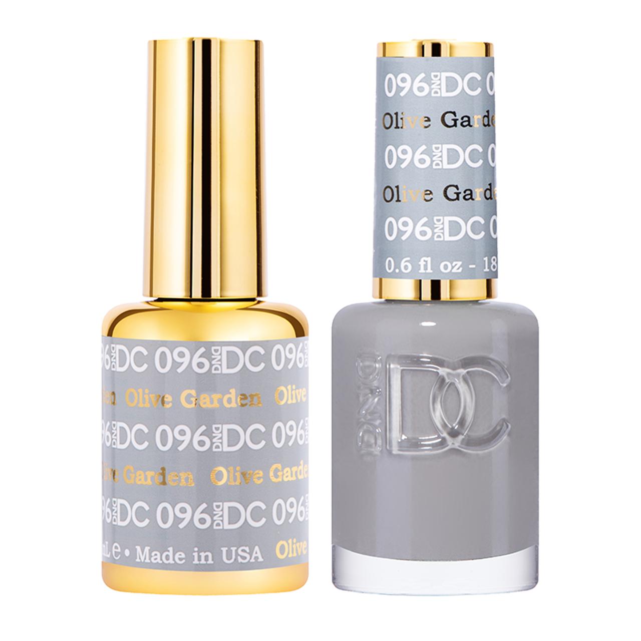Dnd Dc Duo Gel 096 Olive Garden Princess Nail Supply
