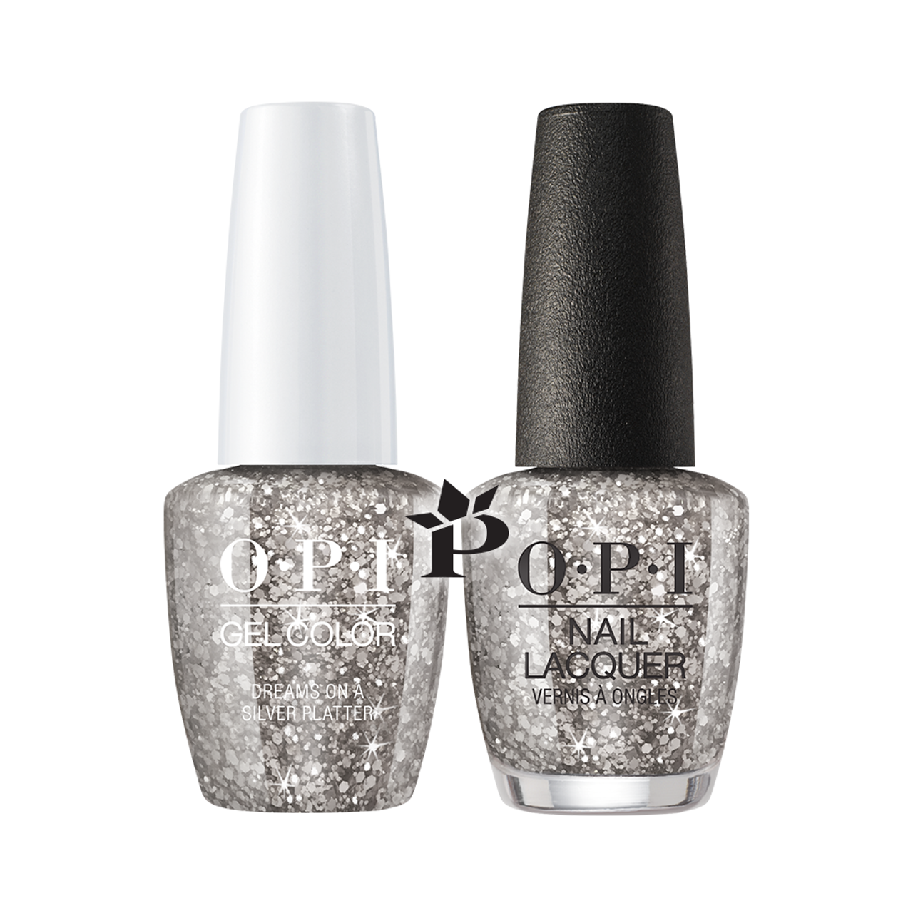 Opi Matching Duo Gel Lacquer