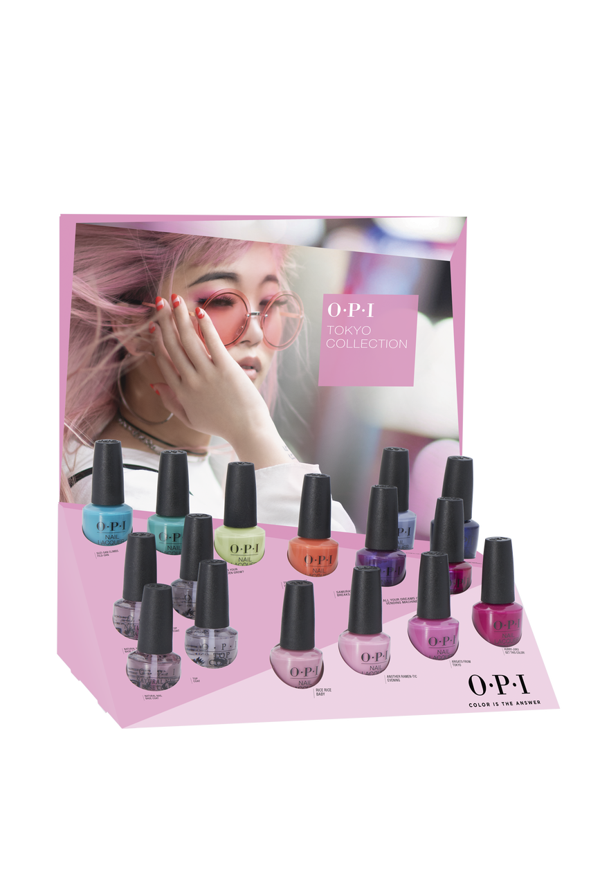 OPI Nail Lacquer - #DCT53 Tokyo Collection Edition B - 16pc ...