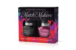 Cuccio Match Makers (Retired Color) - #6136 Fever Of Love