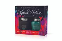 Cuccio Match Makers (Retired Color) - #6109 Jakarta Jade