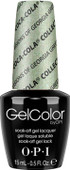 OPI GelColor (BLK) - #GCC93 - Visions of Georgia Green .5 oz