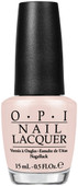 OPI Lacquer - #NLV28 - TIRAMISU FOR TWO - Venice Collection .5 oz
