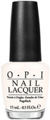 OPI Lacquer - #NLV31 - BE THERE IN A PROSECCO - Venice Collection .5 oz