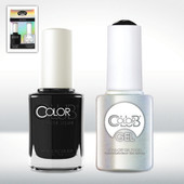 Color Club Gel Duo Pack - GEL854 - WHERE'S THE SOIREE