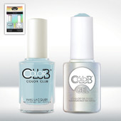 Color Club Gel Duo Pack - GEL878 - TAKE ME TO YOUR CHATEAU