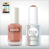 Color Club Gel Duo Pack - GEL882 - BEST DRESSED LIST