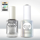 Color Club Gel Duo Pack - GEL987 - ON THE ROCKS