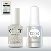 Color Club Gel Duo Pack - GELAWA06 - SNOWFLAKE