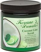 Keyano Manicure & Pedicure - Coconut Lime Scrub 10 oz