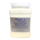 Keyano Manicure & Pedicure - Peppermint Stick Butter Cream 64 oz