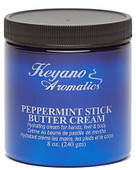 Keyano Manicure & Pedicure - Peppermint Stick Butter Cream 8oz