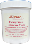 Keyano Manicure & Pedicure - Pomegranate Moisture Mask 16 oz