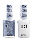 DND Duo Gel - #407 BLACK DIAMOND STAR