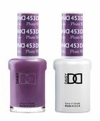 DND Duo Gel - #453 PLUM WINE