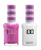 DND Duo Gel - #461 PRETTY IN PINK