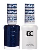 DND Duo Gel - #583 BLUE AMBER