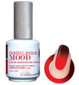 LeChat Mood Color Changing Gel Polish - MPMG44 TIMELESS RUBY (Cream)