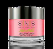 SNS Powder Color 1 oz - #136 HOLA FUCHSIA