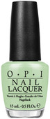 OPI Lacquer - #NLT72 - HIS COST ME A MINT - SoftShades Collection .5 oz