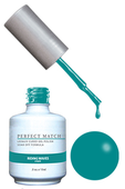PERFECT MATCH Gel Polish + Lacquer - PMS175 RIDING WAVES