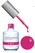 PERFECT MATCH Gel Polish + Lacquer - PMS179 ALL THAT SASS