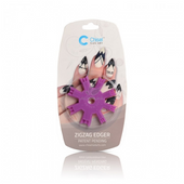 50% Off Chisel Nail Art - Zigzag Edger Purple