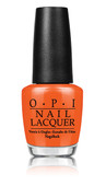 OPI Lacquer - #NLBB9 - PANTS ON FIRE - Tru Neon Collection .5 oz