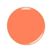 Kiara Sky Gel + Lacquer - G542 TWIZZLY TANGERINE