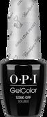 OPI GelColor (BLK) - #HPH13G - Girls Love Pearls .5 oz