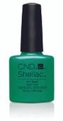 CND SHELLAC UV Color Coat - #91168 Art Basil - Art Vandal Collection .25 oz