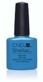CND SHELLAC UV Color Coat - #91167 Digi-Teal - Art Vandal Collection .25 oz