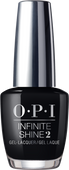 OPI Infinite Shine - #ISLT02 - BLACK ONYX .5 oz