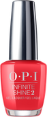 OPI Infinite Shine - #ISLL64 - CAJUN SHRIMP .5 oz