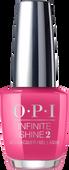 OPI Infinite Shine - #ISLV12 - CHA-CHING CHERRY .5 oz