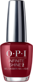 OPI Infinite Shine - #ISLL87 - MALAGA WINE .5 oz