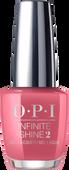 "OPI Infinite Shine - #ISLT31 - MY ADDRESS IS ""HOLLYWOOD"" .5 oz"